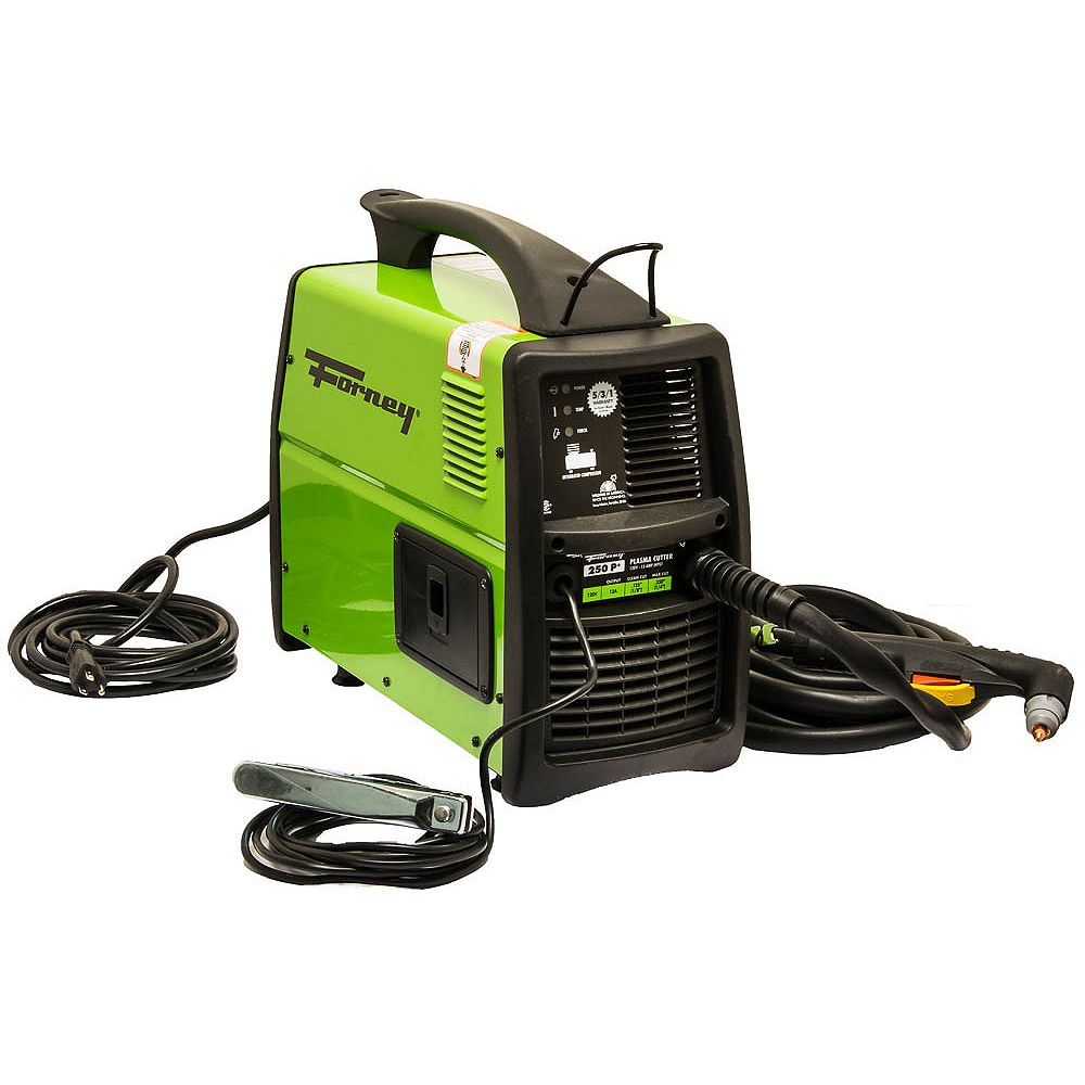 Forney Industries 250 P Plus Plasma Cutter with Air Compressor