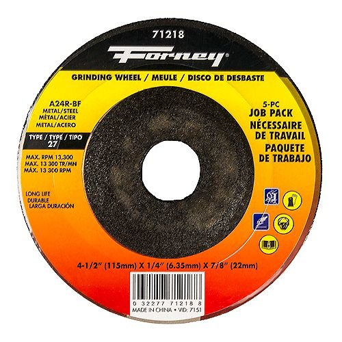 Forney Industries Paquet De 5, De Cat# 71877