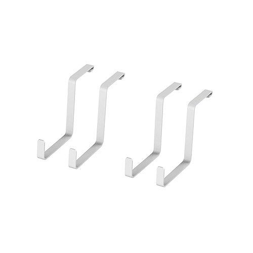 Ensemble d'accessoires 4 pièces VersaRac (crochets en S)