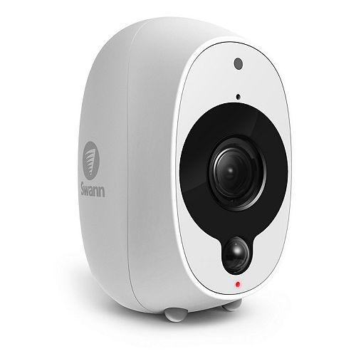 1080p HD Wire-Free WiFi Smart Security Camera with Thermal-Sensing and Amazon Alexa