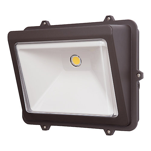 5,500 Lumen High Output LED Commercial Flood Light