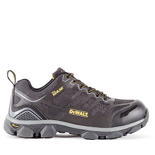 Crossfire Low Kevlar *CSA approved* Men's (size 8.5) Aluminum Toe/Composite Plate Athletic Work Shoe