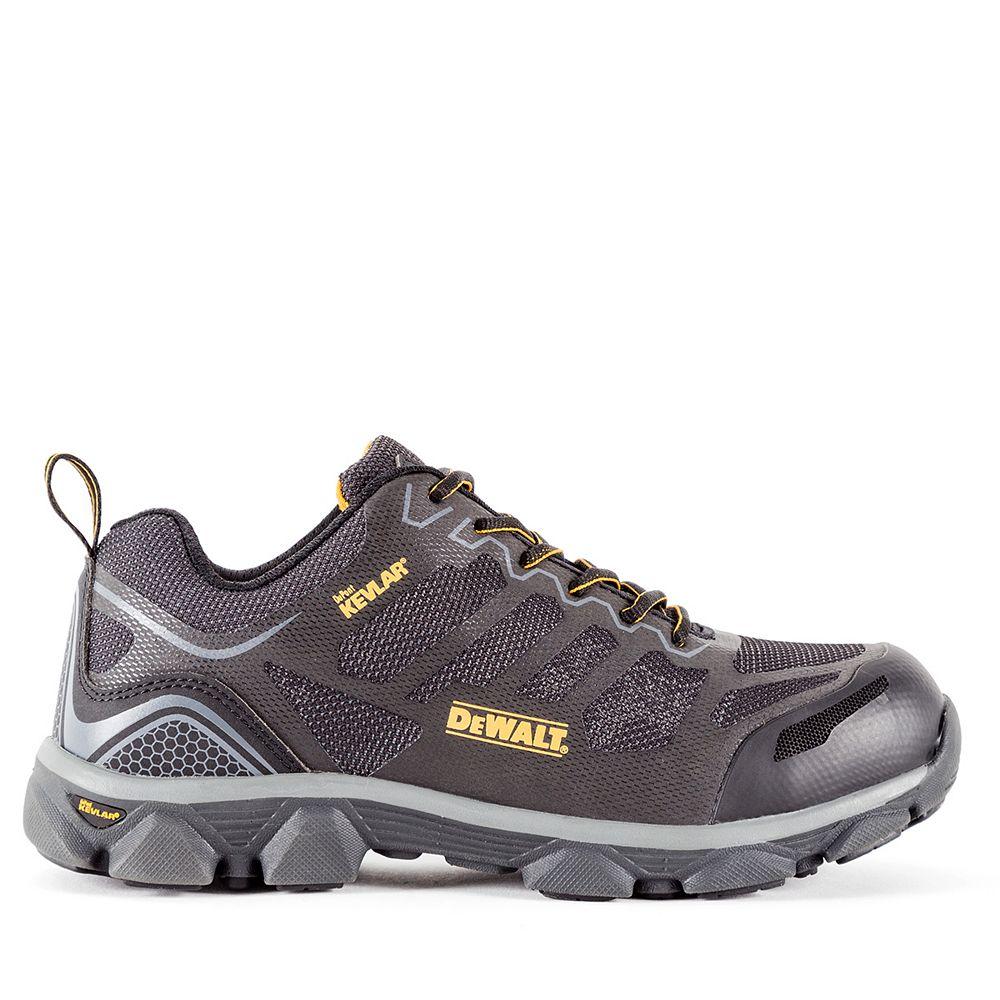 DEWALT Industrial Footwear Crossfire Lo Kevlar CSA Homme (t:8.5) Embout D'aluminium/Plaque Composite chaussure de athlétique