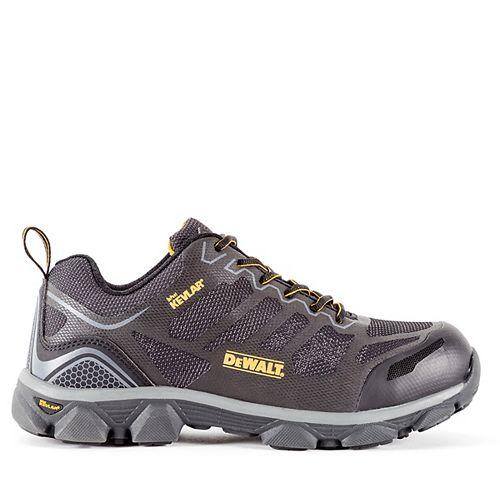DEWALT Industrial Footwear Crossfire Low Kevlar *CSA approved* Men's (size11.5) Aluminum Toe/Composite Plate Athletic Work Shoe