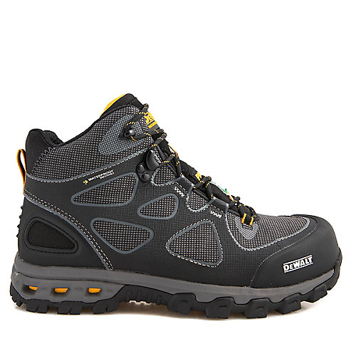 Lithium *CSA approved* Men's (size 10.5) Aluminum Toe/Composite Plate/Waterproof Athletic Work Boot