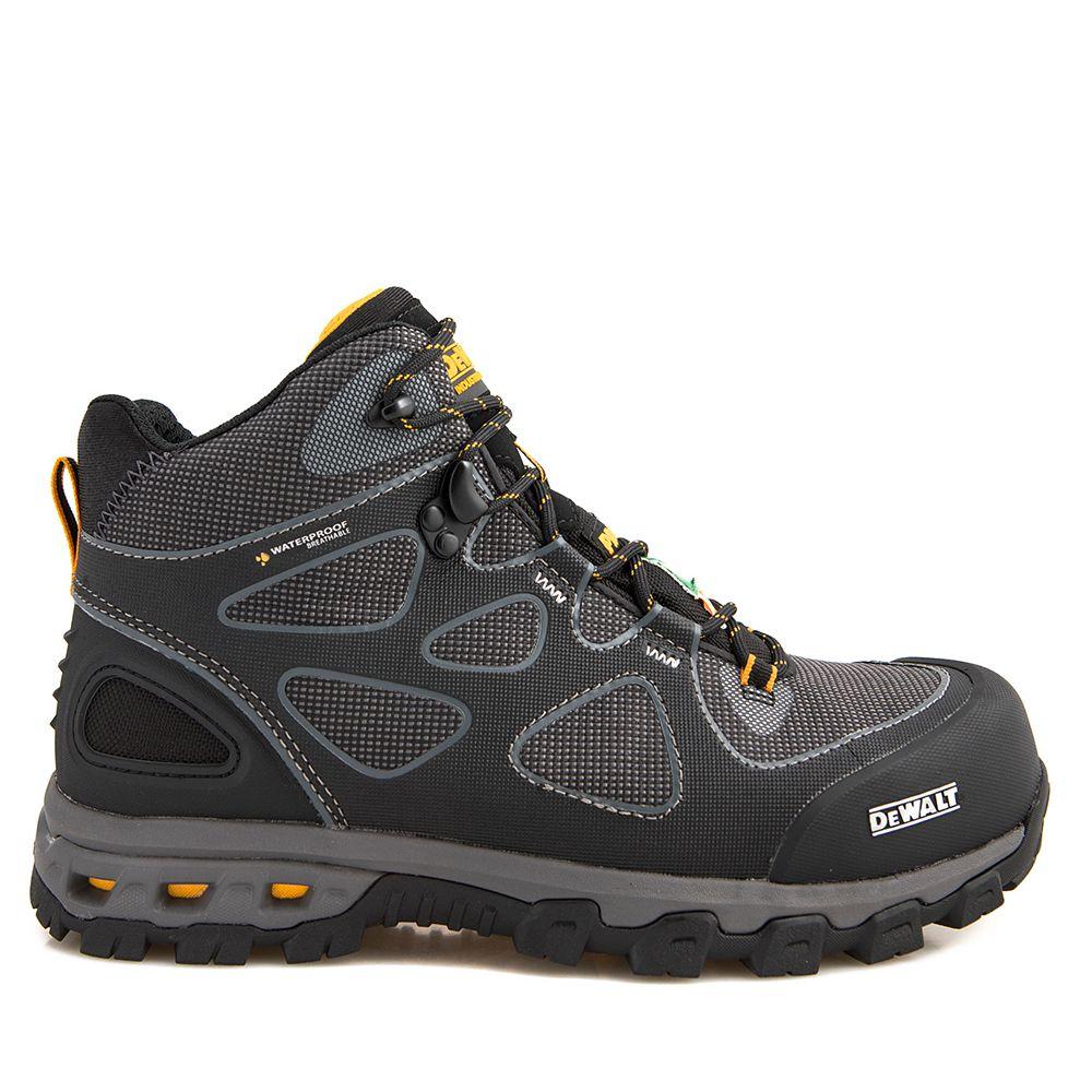 DEWALT Industrial Footwear Lithium *approuvé CSA* Homme (taille 10.5) Embout D'aluminium/Imperméable chaussure de athlétique