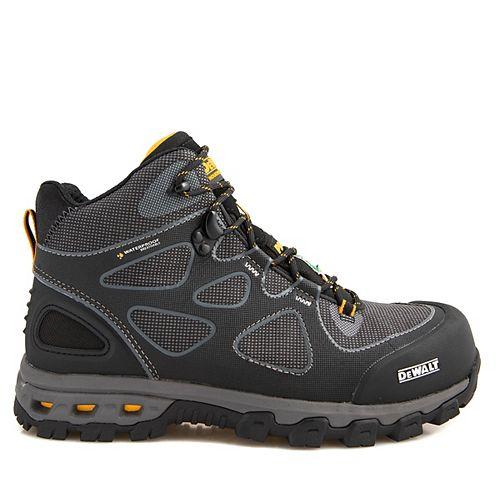 DEWALT Industrial Footwear Lithium *CSA approved* Men's (size 11.5) Aluminum Toe/Composite Plate/Waterproof Athletic Work Boot