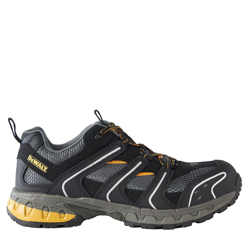 DEWALT Industrial Footwear Torque Low *CSA approved* Men's (size 11) Steel Toe/Steel Plate Lightweight Athletic Work Shoe