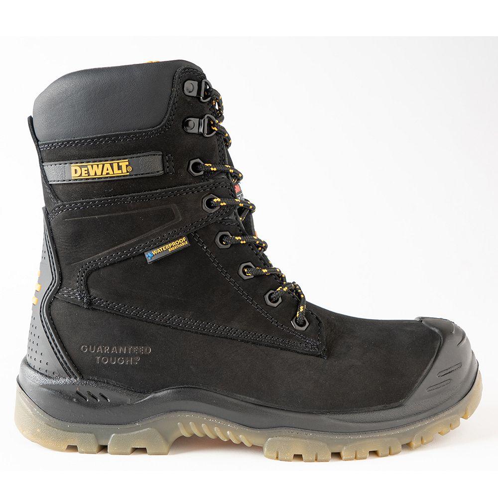 """DEWALT Industrial Footwear Spark *approuvé CSA* Homme (t: 10) 8"""" Embout D'acier/Plaque Composite/Imperméable/Thinsulate botte"""