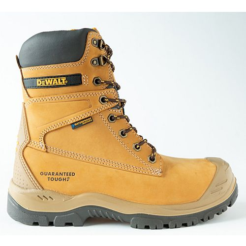 Spark *CSA approved* Men's (size 11.5) 8 inch. Steel Toe/Composite Plate/Waterproof/Thinsulate Work Boot