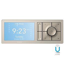 U By  2-Outlet Digital Shower Controller In Terra Beige (Valve Sold Separately)