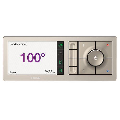 U By  4-Outlet Digital Shower Controller In Terra Beige (Valve Sold Separately)