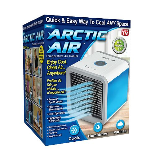 Ultra 250CFM 3 Speed Portable Evaporative Cooler for 45 sq. ft. Space