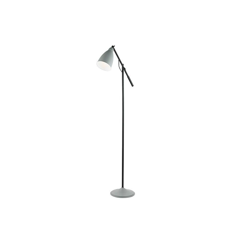 L2 Lighting Superior Metal Task lamp - matte grey