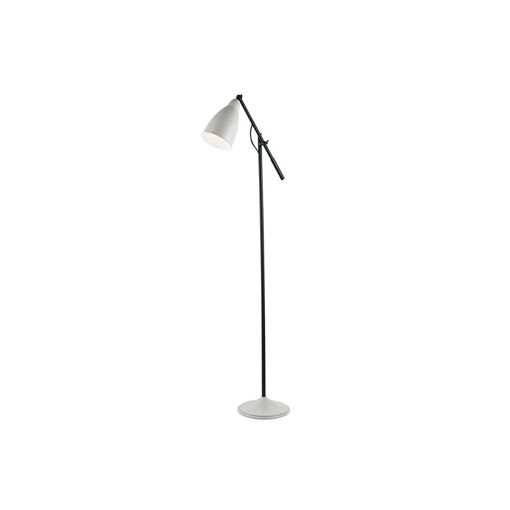 L2 Lighting Lampe de bureau en métal - beige mat
