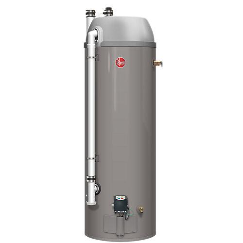 40 Gal High Efficiency Condensing Gas Water Heater