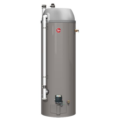 50 Gal High Efficiency Condensing Gas Water Heater