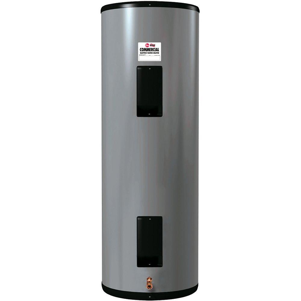 Rheem Chauffe-eau commercial léger Rheem électrique 30 Gal (208 V, éléments 3000/3000 W)