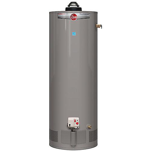 40 Gallon Propane Power Damper Water Heater
