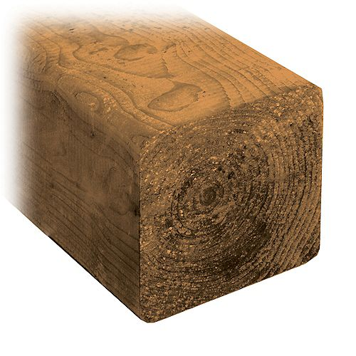 Micro Pro Sienna 5X5X8 ft. Treated Wood