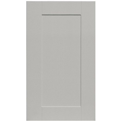 Cambridge - Door 18 inch x 30 inch - Painted Canadian Grey