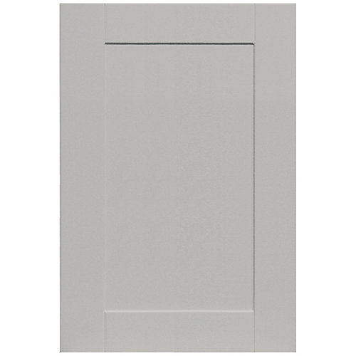 Cambridge - Door 21 inch x 30 inch - Painted Canadian Grey