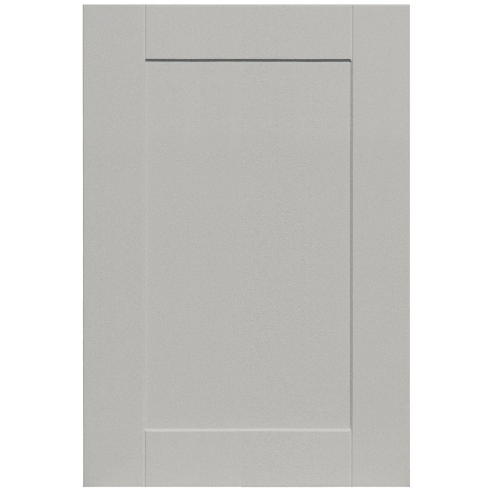 Eurostyle Cambridge - Door 21 inch x 30 inch - Painted Canadian Grey