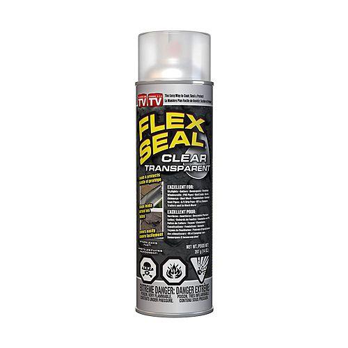 Spray Clear, 14 oz