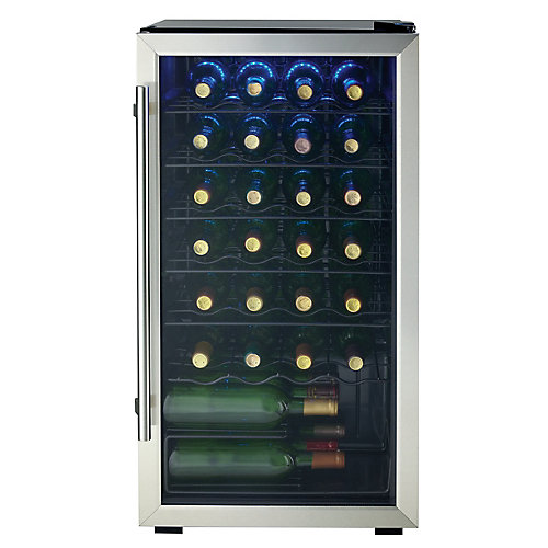 Designer 30 Bottle Wine Cooler