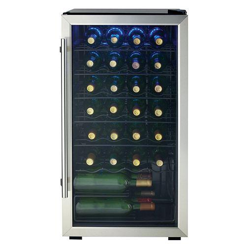 Designer 30 Bottle Wine Cooler