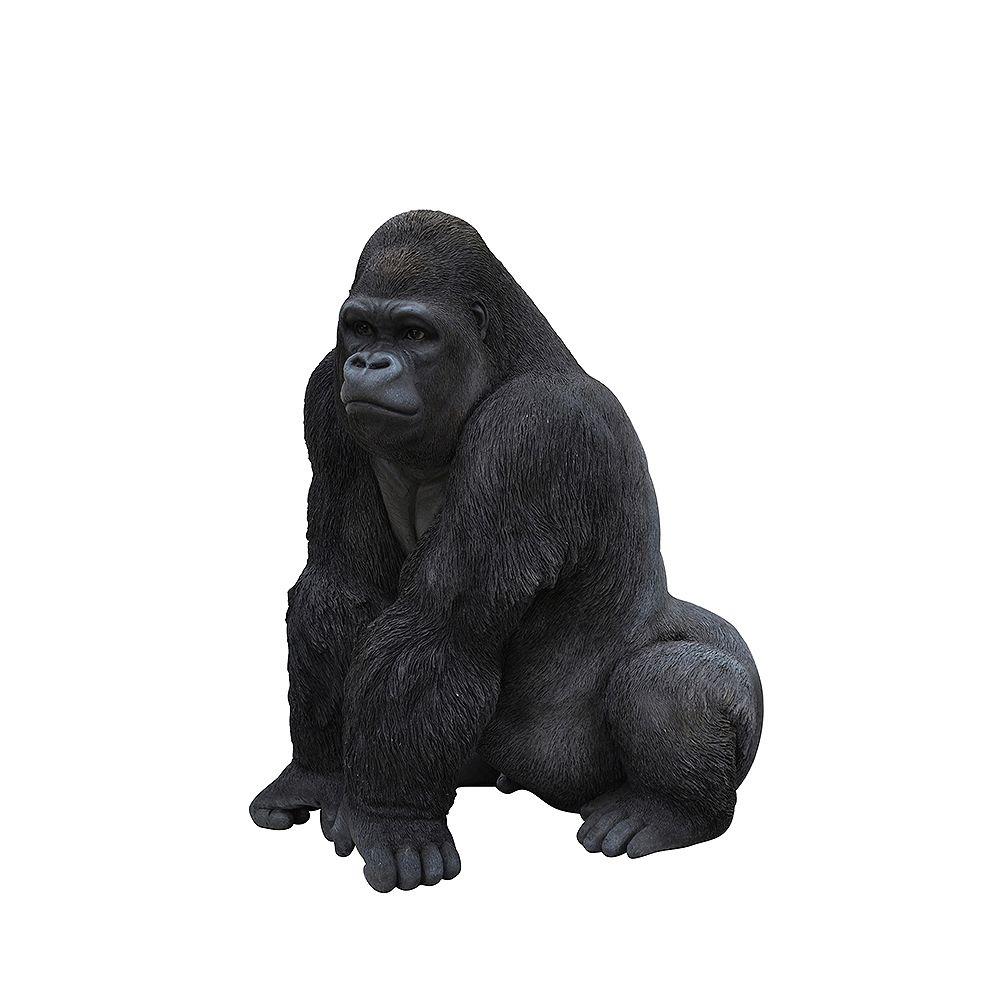 Hi-Line Gift Gorilla Statue