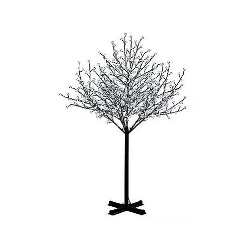 Arbre lumineux  Cerisier en fleurs  600 lumières blanches DEL