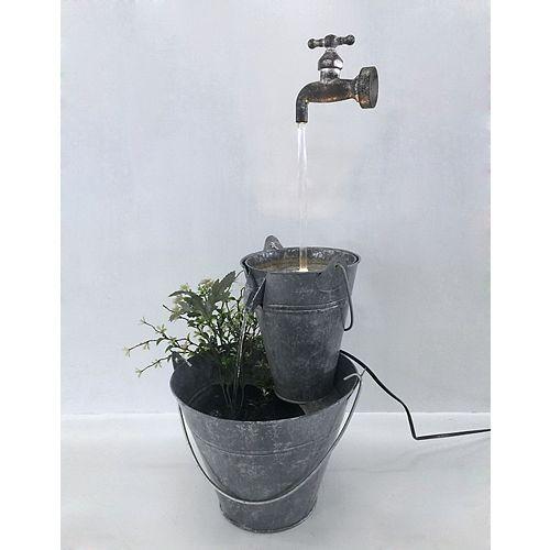 Zinc Metal 1 Tap Fountain