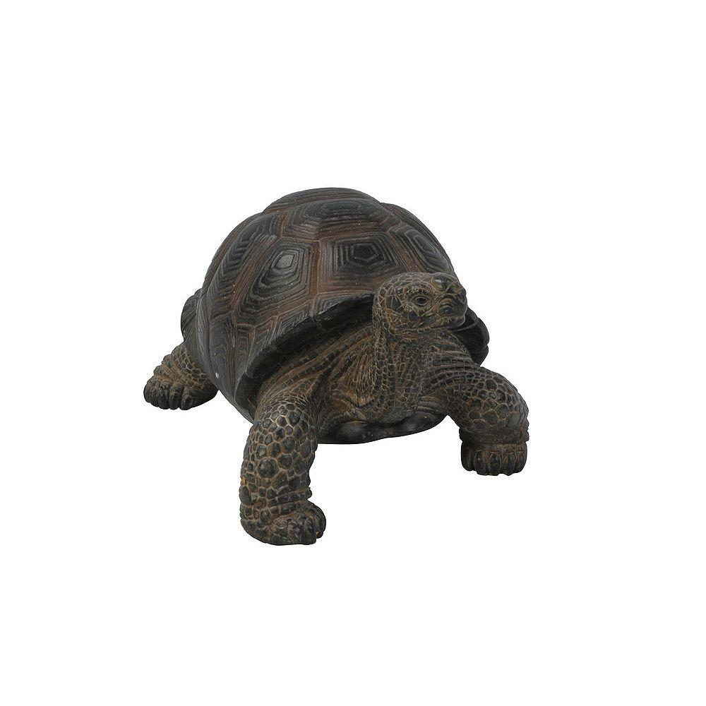 Hi-Line Gift Tortoise Statue, 3.75-inch Tall