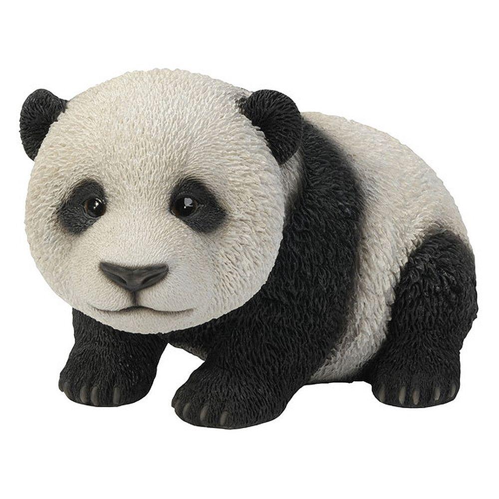 Hi-Line Gift Bébé panda rampant