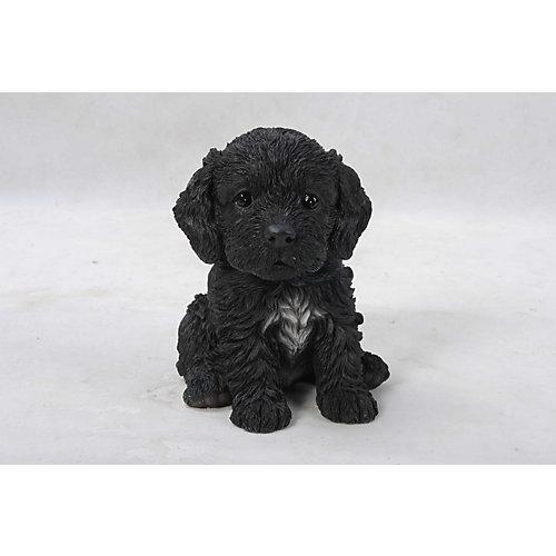 Cockapoo Puppy Statue