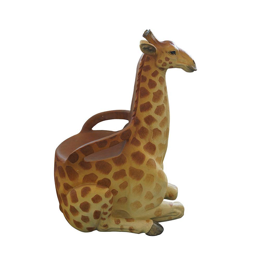 Hi-Line Gift Chaise 'Girafe'