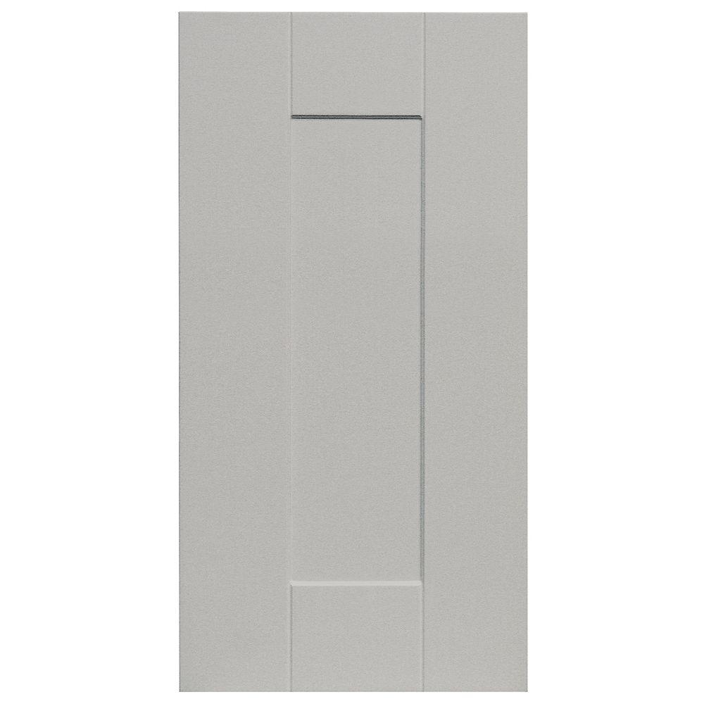 Eurostyle Cambridge - Door 12 inch x 23 inch - Painted Canadian Grey