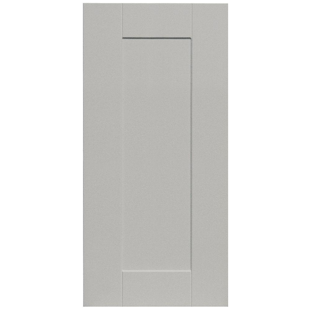Eurostyle Cambridge - Door 15 inch x 30 inch - Painted Canadian Grey
