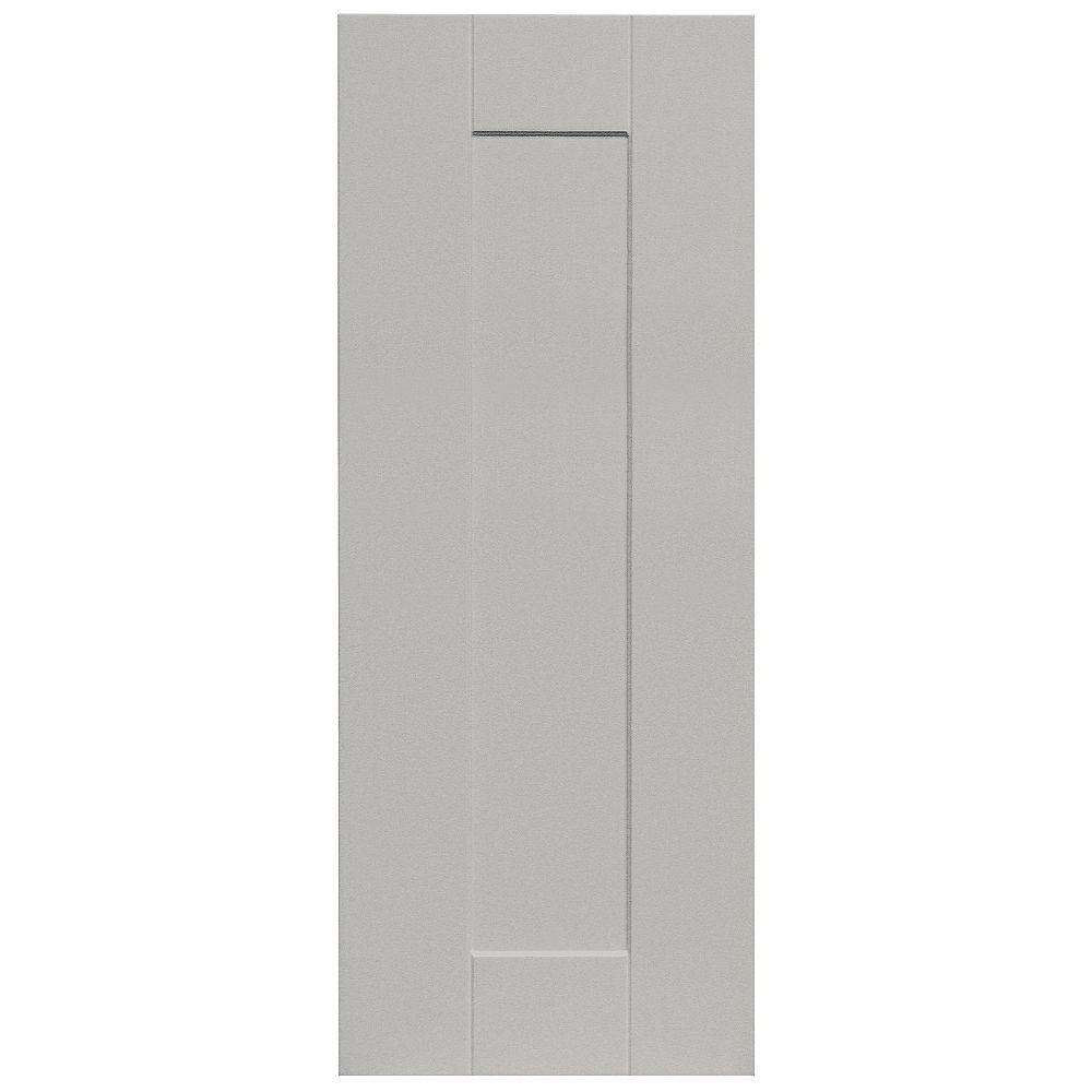 Eurostyle Cambridge - Door 12 inch x 30 inch - Painted Canadian Grey