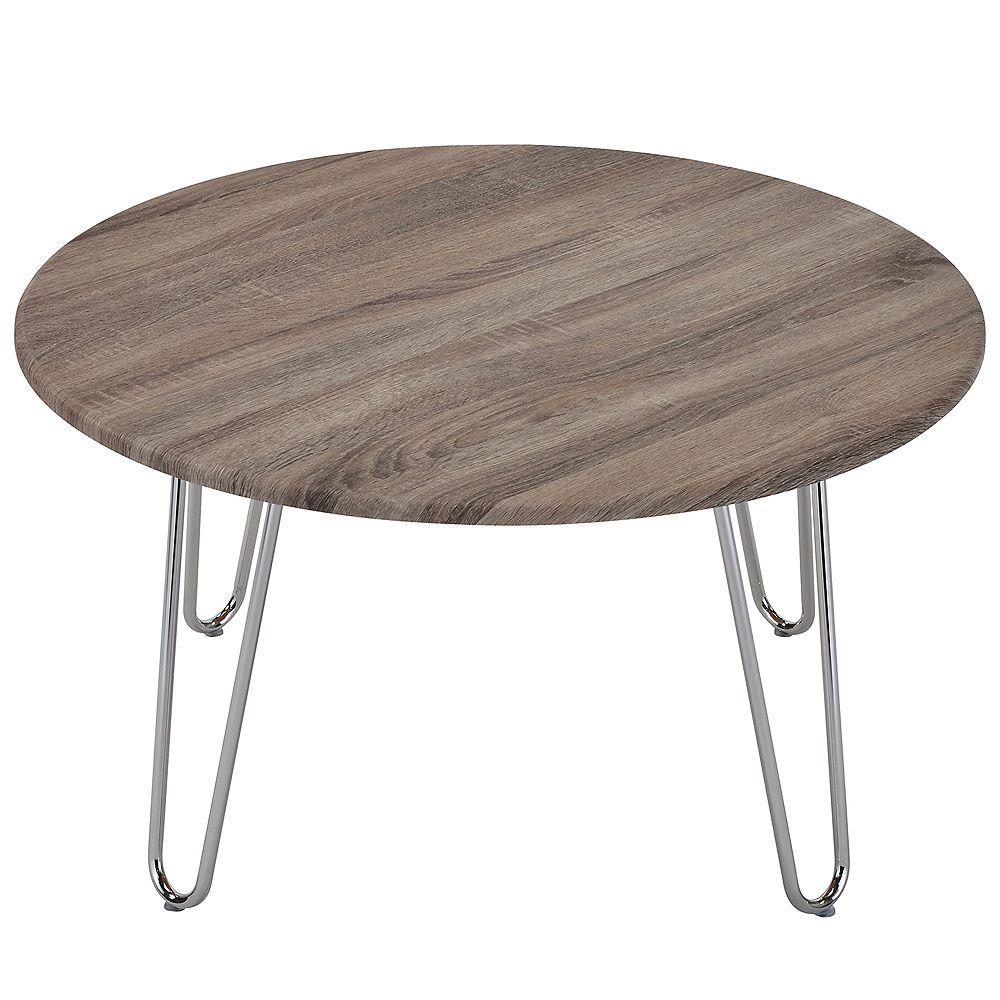 WHI Tario table de basse, bois flotté