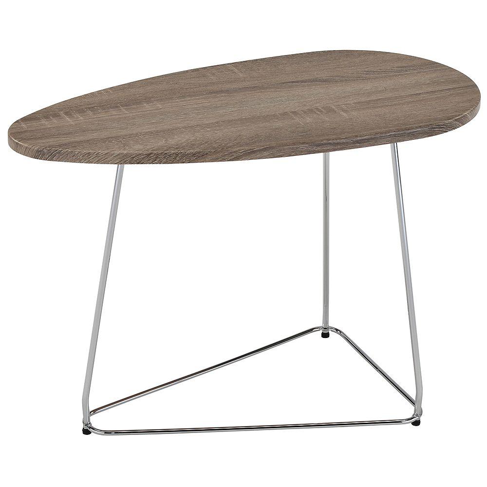 WHI Onyx table d'appoint,  bois flotté