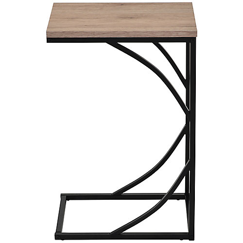 Darcy table d'appoint, natural