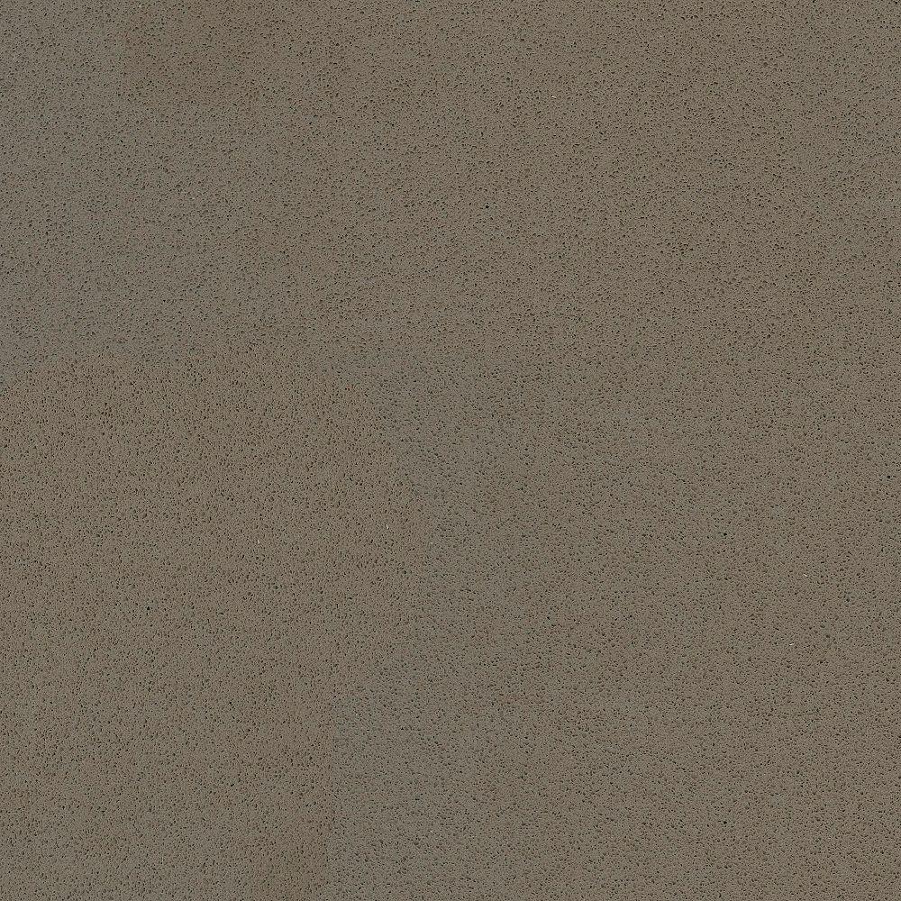 Dekton Échantillon comptoir de quartz Noka de 4-po x 4-po