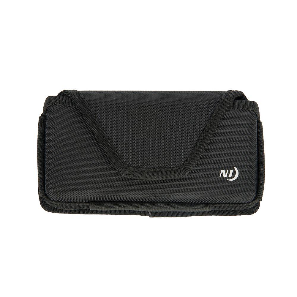 Nite Ize Clip Case Hardshell Horizontal XXL - Universal Rugged Holster - Black