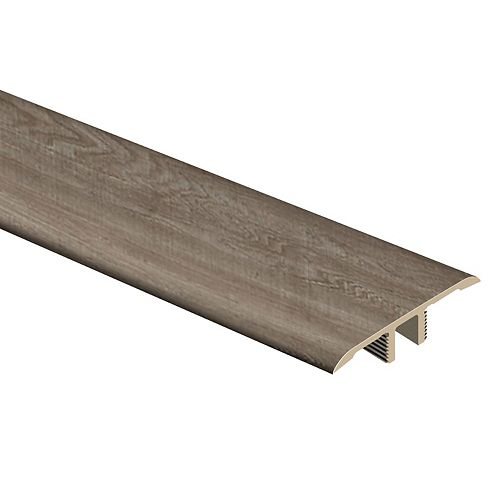Valley Wood 1/3-inch Thick x 1 3/4-inch Wide x 72-inch Length Vinyl T-Molding