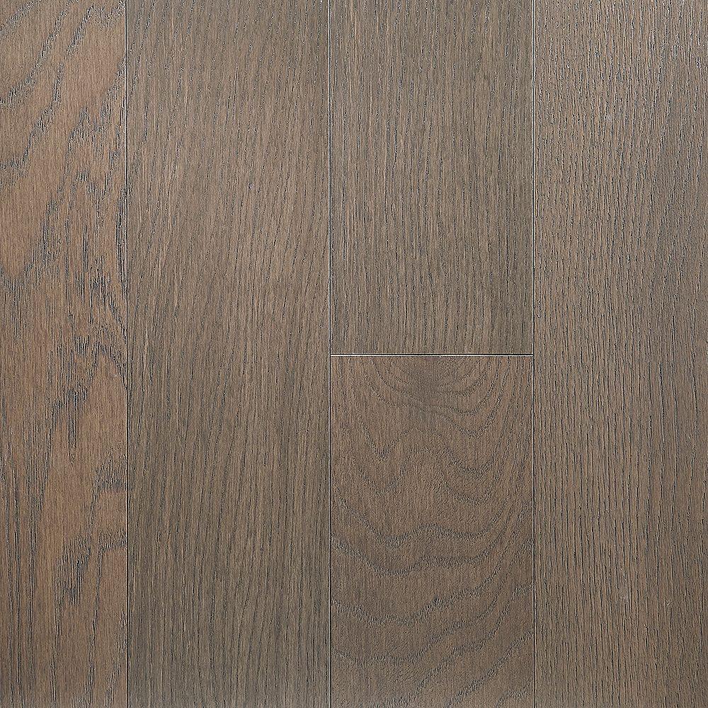 Revêtement de sol en bois franc imperméable Banff, 10,10 po x 10 po x long.  var., 10,10 pi10/bte