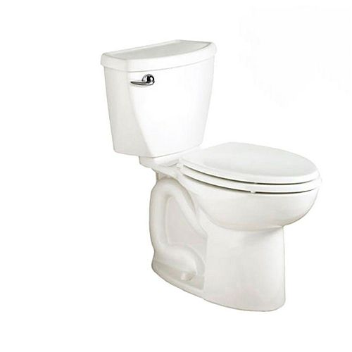 Cadet 3 FloWise 1.28 GPF Complete 2-Piece Right Height Elongated Toilet with Slow Close Seat in White