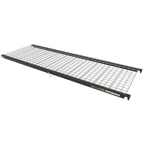 ScaffoldBench, Add-on Storage Shelf for Baker Scaffold