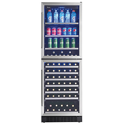 14 cu. ft. Dual Zone Wine and Beverage Centre